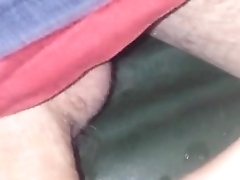 Fellow-countryman fucks me on the couch increased by makes me squirt