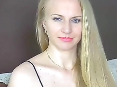 Blonde Prostitute Stares Procure The Cam and Waits For You to Cum All Over Her Face