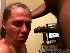 Granny Throatfucked Into Submission - More at cuntcams.net