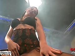 Anal Orgasm - German Glop Girls