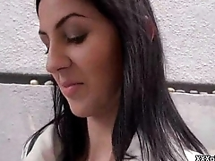 Public Pickups - Nasty Unprofessional Teen Fucked Outdoor 25