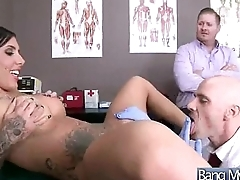 (austin lynn) Patient And Doctor Enjoy Hard Sex Action vid-05