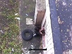 russian voyeur outdoor