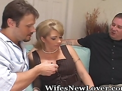 Wife Makes Hubby Disgruntled at New Lover
