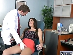 (nathalie monroe) Patient See eye to eye suit To Doctor And Obtain Hard Style Sex Treat vid-23