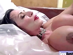 (ariella ferrera) Busty Hot Mommy Bang In Hard Circulate On Camera vid-05