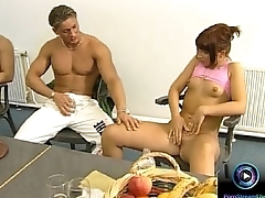 Kathy Heart and Baby Face align sex anal