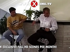 Rocco Siffredi and the hot blondes