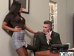 (elicia solis) Office Girl With Chubby Tits Bang In Hard Style Action vid-19