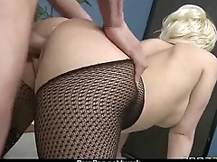 Busty working women getting boned from behind 17