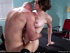 Busty working women getting boned from behind 11