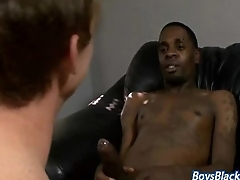 White gay boy ass fucks black boxer from behind in the matter of the street 09