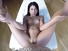 Sadie Pop is fucking a stranger in POV - TubeClips.net