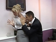 Designation assistant pleases their way boss - NaughtyTeenCam.com