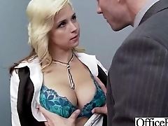 In Office Hard Hauteur Sex With Broad in the beam Round Boobs Girl (sarah vandella) movie-27