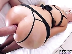 Anal Sex Tape With Fat Oiled Wet Butt Girl (jenna ivory) movie-10
