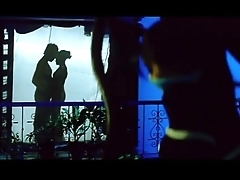 Hot indian movie flowerbed romance