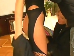 Anal orgy with some russian whores filmed by Rocco Siffredi