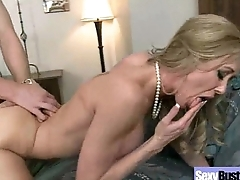 Performing Fabulous Intercorse On Cam By Mr Big Mature Become man (brandi love) clip-09