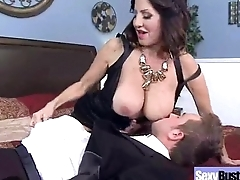 Performing Amazing Intercorse On Cam Overwrought Busty Of age Wife (tara holiday) clip-28