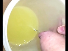 pissing in family'_s drink