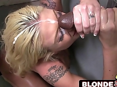 Interracial Monster Load of shit Cumshot Compilation #10 - Gloryhole Print run