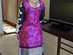 Sexy Bhabhi In Shalwar Put up Big Ass Getting Hammered Hard