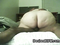 fat white bbc slut hog bitch named amanda i met on meetme 3 from DesiresBBW