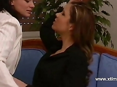 Horny young girls really love to lick pussy! XTIME.TV!