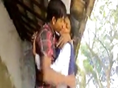 Easy sex clip of desi village girl outdoor sex in uniform