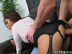 Latinsex With Steamy Mexican