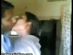 Indian bhabhi kissing